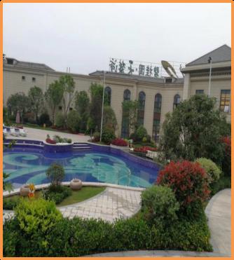 碧桂园天麓湾绿化
