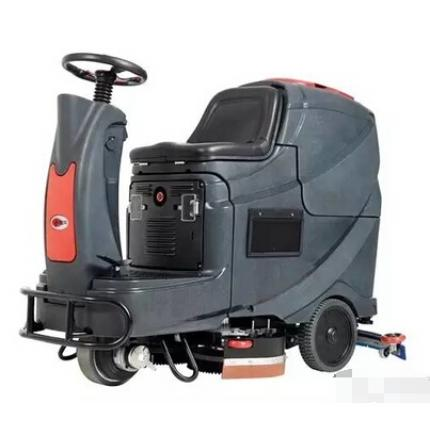 威霸驾驶式洗地机